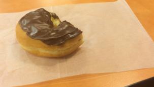 Day 5: Donut definitely not waste-free